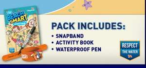 Free Beach Smart Pack & Snapband with the RNLI‏