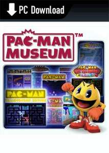 Pac-Man Museum (Steam) £2.25 Download @ Game