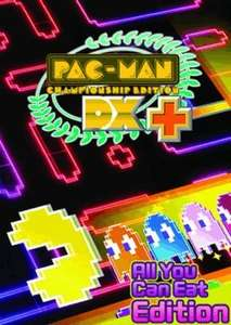 PAC-MAN Championship Edition DX+ All You Can Eat Edition (Steam) £2.04 Download @ Game