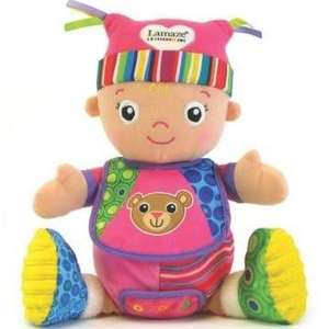 Lamaze My First Doll Maisie, was £12.99, now £6.99 in Smyths Toys