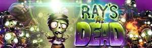 Ray's the Dead PC Steam and PS4 Pre-Order/Kickstarter £7.22