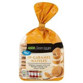 Caramel Waffles (Stroopwafels) 80p @ ASDA