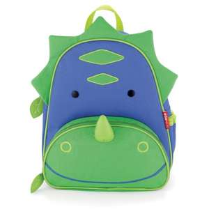 Skip Hop Zoo dinosaur backpack £10.37 @ Amazon