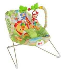 Fisher-Price Rainforest Friends Bouncer £23.32 @ Amazon.co.uk