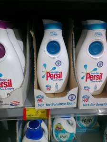 Persil  £5 @ Asda (40 wash)