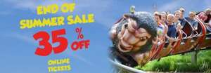 35% off online tickets @ Twin Lakes