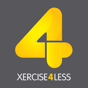 xercise4less gym membership from £9.99