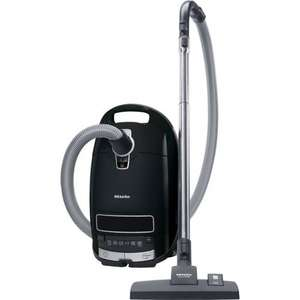 Miele S8310 Cylinder Vacuum Cleaner, Obsidian Black (£159.99) @ Amazon