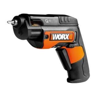 Worx WX253 Qbit Cordless Screwdriver - 4V. £23.99 @ ARGOS