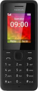 Nokia 106 Sim Free Mobile Phone £16.90 @ Amazon