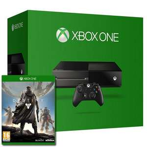 Xbox One Console with either Destiny / GTA V / Halo: The Master Chief Collection / Call of Duty Advanced Warfare / Forza Horizon 2 / Dragon Age Inquisition £329 with code @ ASDA Direct