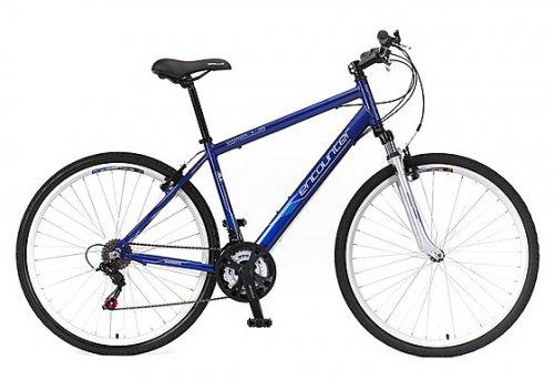"Apollo Encounter Hybrid Bike - 21"" - C&C - £90 @ Halfords"