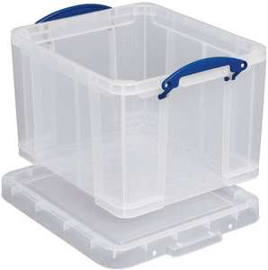 Really Useful Box 35L £8 Amazon (free delivery with prime/£10 spend)