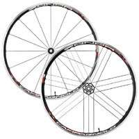 Campagnolo Zonda Black Clincher Wheels Pair £225.00 @ Ribble Cycles