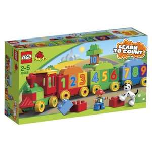 Duplo Number Train £6.50 @ Sainsburys(1/2 Price)