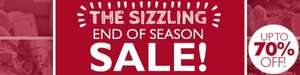 Sizzling End of Season Sale! Up to 70% off and potential 5% Quidco @ Party Pieces