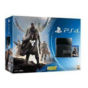 Black Destiny PS4 Bundle £329 @ Asda using Code CONSOLE