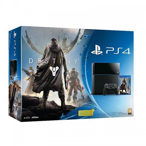 Black Destiny PS4 Bundle £329 @ Asda using Code CONSOLE