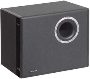 Vibe Optisound TV 6 100W Compact Universal 6 Inch Digital Subwoofer & Amplifier - Ebay + Amazon - Trusted Goods - £29.99!