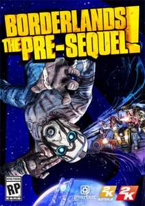 BORDERLANDS®: THE PRE-SEQUEL, free for Geforce GTX qualifying cards @ geforce.com
