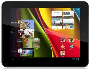 """Archos 80 Cobalt 8"""" Lcd Touch Screen Android 4.0 Tablet 1.6Ghz 8GB HDD - Black refurbised. 12 months warranty £49 @ Tesco Ebay."""