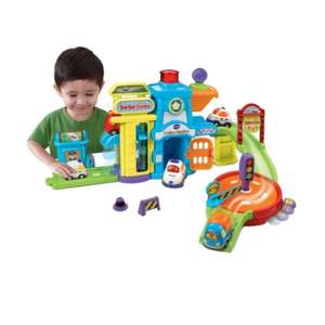 Vtech toot toot drivers police station only £14.83 @amazon with free delivery
