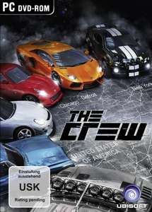 The Crew Closed Beta 5000 Key Giveaway @PC Gamer