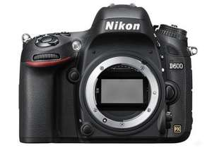 Nikon D610 full frame camera body £1,039 @ DigitalRev