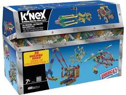 Knex 35 model ultimate building set £9.99 instore @ sainsburys