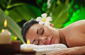 Spa Day Getaway Experience Deeseide North Wales just £13.50 for 2 People @ Lastminute.com