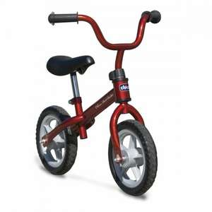 Chicco Bullet Balance Bike in Red Was £34.99 Now only £17.66 delivered @ Amazon