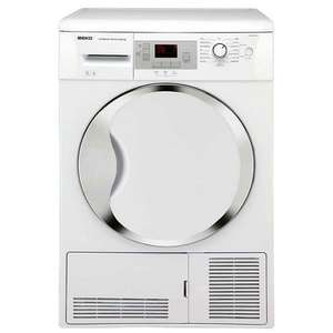 Beko DCU9330W 9KG Sensor Condensor 9KG Tumble Dryer £226 (£203 Southern Electric Customers)) Free Delivery