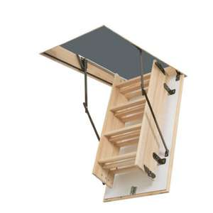Abru loft access kit/ladder £63.74 @ Homebase instore