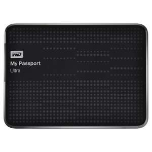 WD My Passport Ultra 1TB USB 3.0 Portable Drive with Auto and Cloud Backup £48.99 @ Amazon