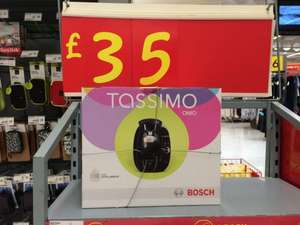 Tassimo Amia coffee machine £35 @ Asda