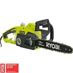 ReRyobi RCS-1835 240v Chainsaw 1800w @ B&Q for £40 from £149