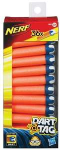 Nerf Dart Tag Dart Refill (Pack of 36) £2.99 @ Amazon (Add On Item)