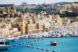 Deluxe Malta holiday with flights and meals £199 per person flying from BELFAST! @ Fleetway Travel