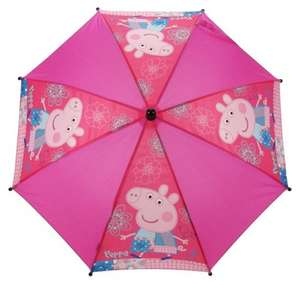 Peppa Pig Kids Umbrella £3.59 Sold by Early Learning Centre and Fulfilled by Amazon