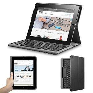 [Back To School Discount] Anker Bluetooth Folio Keyboard Case for iPad Air and the Keyboard Case for iPad 4 / 3 / 2 £25.19 Sold by AnkerDirect and Fulfilled by Amazon.