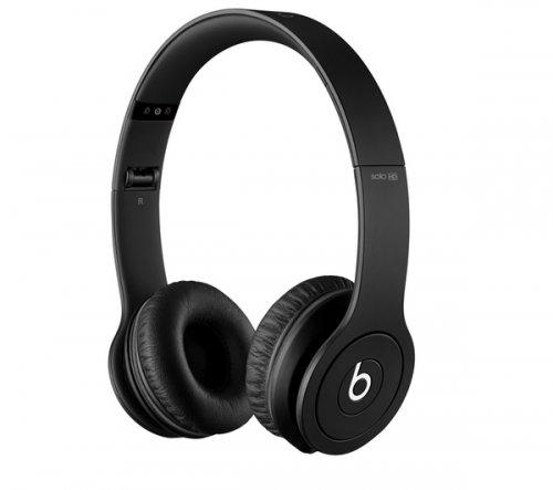 Beats by Dr. Dre Solo HD On-Ear Headphones £129.99 @ Amazon