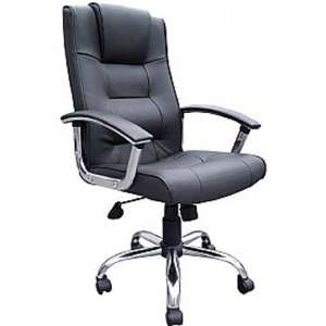 Loughborough Office Leather Manager Chair @ Officefurniture.co.uk, £82 incl vat