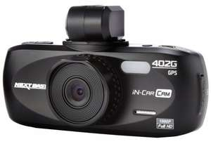 Nextbase InCarCam 402G Car Video Recorder £107 @ Amazon
