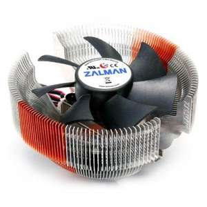 Zalman CNPS7000C-AlCu CPU cooler (LP Case Support)  £12.04 @ ginger6 (check comments #1 for compatable AMD/Intel CPUs)