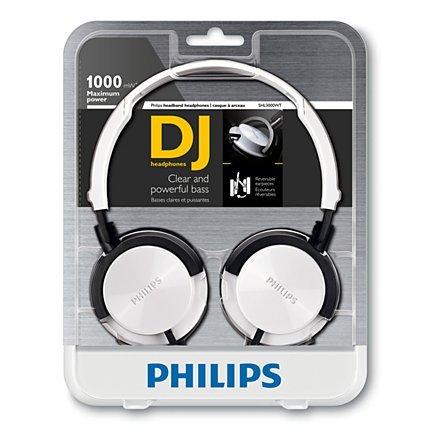Philips SHL3000WT white headphones @ Tesco instore - £3.75