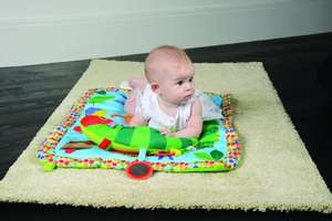 Hungry Caterpillar The Very Hungry Caterpillar Tummy Time Playmat and Pillow at Amazon - £22.14