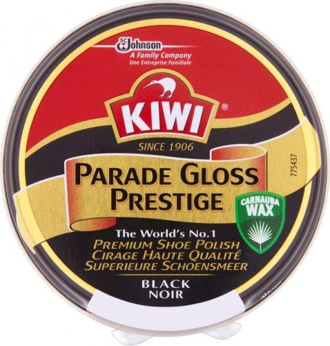 Kiwi Parade Gloss Prestige Black Noir Shoe Polish (50ml) ONLY £1.00 @ Asda