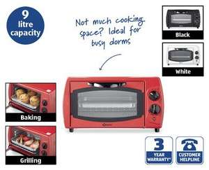 Mini oven £19.99 @ Aldi from Thursday 28th