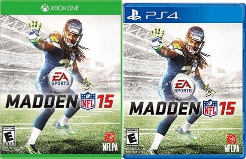 Madden NFL 15 XBone & PS4 £40 @ Amazon