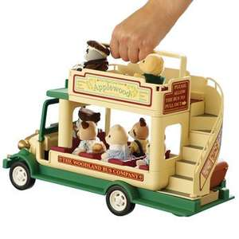 Sylvanian Families Village Woodland Bus £12.49 @ Toys R Us
